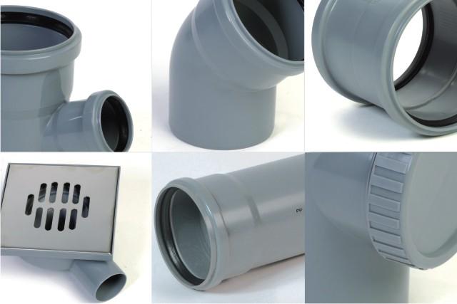 PP (HT) cijevi i fiting  Hlad u.t.o. - građevinski materijal: PVC HDPE KG PP...